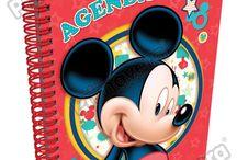 Agenda Disney / Línea Escolar Primavera Regresa a Clases con TODO