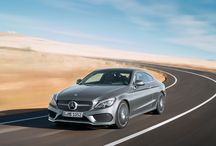 MERCEDES-BENZ C-CLASS / 2016 Mercedes-Benz C-Class Coupe is a luxury type car coupe design with the classic form of the typical Mercedes-Benz that offers comfort and safety in driving.