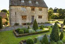 formal english garden design