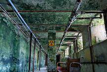 Sanatorium's & Insane Asylum's