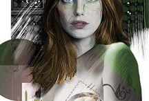 ILLUSTRATION - Art by Elízabeth Betancur / Illustrations made throughout the years by colombian graphic designer and illustrator, Elízabeth Betancur. Instagram: @liz.betancur Behance: https://www.behance.net/elizabethbetancur