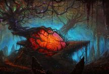 animated landscapes