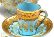 Moser porcelain