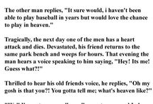 The Love Quotes Funny Quotes : Man Gets A Surprise Visit From A Friend But Never Expected To Hear This… funny…