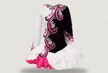 Irish dance wear items / by Maria Rooney