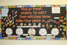 Bulletin Boards/Door Decorations / by Katie O'Toole