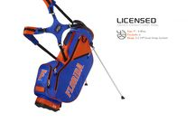 College Golf Bags / Sun Mountain golf bags with college logos.