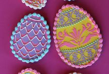 Community Cookie Contest - Spring Fling! / This board - the first of Julia's Pinterest cookie decorating contests - is now closed.  For the contest wrap-up, including all winners, visit: http://www.juliausher.com//newsletter/227.