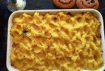 Halloween/seasonal October recipes