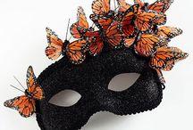 masques, italie...