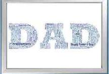 FATHER'S DAY / Many different items about Father's day. Choose your personalised gift for your Dad!!!