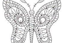 motif dentelle