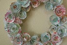Being Crafty / by Alicia Burgess