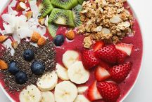 Smoothies / My favourite smoothie and smoothie bowls