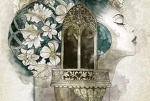Inspiration / Dance Inspirations - Stone Flower