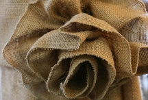 Burlap luv... / by Colleen Madigan-Stockman