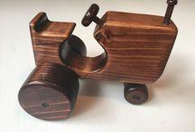 cars wood