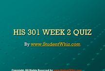 HIS 301 WEEK 2