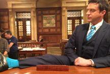 Law & Order SVU / Mostly Rafael Barba (Raúl Esparza)