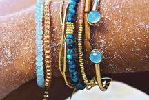 Bracelets - my style / by Michelle