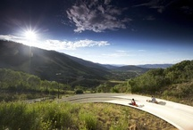 """Summer In Park City / Summer is just as eventful as winter in beautiful Park City, Utah! Enjoy hiking, biking, free concerts, paddleboarding, swimming, nightlife... the list goes on and on! You'll hear locals say """"I moved here for the winter, but stayed because of the summer."""" / by Park City Lodging, Inc."""