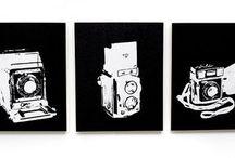 Vinatage camera series