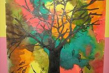 podzimni strom