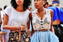 Women's fashion vintage