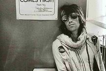 Keith Richards / by Barbara Hongsermeier