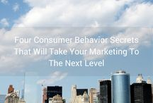 All Things Marketing / From customer behavior to color psychology, so many things can impact your marketing efforts. Learn about how these different facets fit together to help you build a comprehensive marketing strategy.