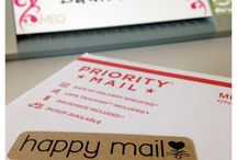 Happy mail....Cute packages