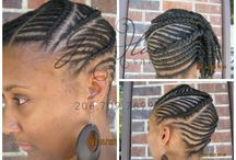 Natural Hair Styles & Care / by Black and Married With Kids