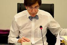 Le premier ministre belge  / Elio si Rupo