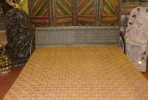 Bedding Bedspread / by Mogul Interior