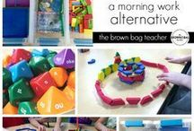 Classroom: Morning Activities