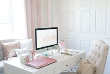 Home Office/Beauty Room Ideas