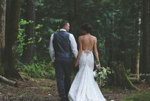 Wedding Planning Mood / We love helping plan dream weddings in Victoria and around Vancouver Island. Here's some shots of our beautiful couples!