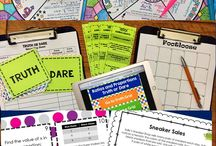 Best K-5 Math Teaching Resources / Math resources for elementary grades k-5. Teacher created materials for classrooms. Engage students with hands-on activities, task cards, worksheets, and other great teacher supplies for math lessons.