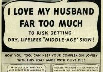 Sexist vintage advertisement