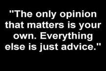 bits of wisdom