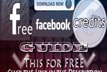 Facebook / I will show you how to get free facebook credits easy! / by Aabcisa Aabcisina