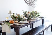 Throw a Get Together / Throwing a stylish and intimate get together