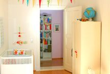 Zoe's Nursery / by The Speckled Dog