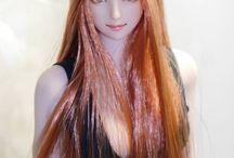 BJD Hair