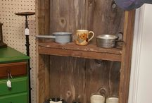 AUTHENTIC RANCH RUSTIC DECOR AT HOMESTEAD HANDCRAFTS