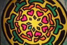 Mandalas/Zentangle Art/Dibujos