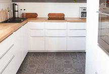 Living: Küchenböden
