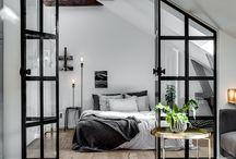 Industrial Interior Design by Elle