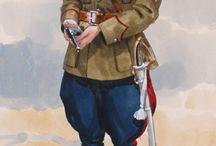 Żandarmeria/Military Police/Carabinieri/Gendarmerie/Feldgendarmerie