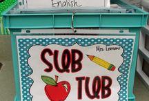 Classroom Organization / by Jessica Wortham